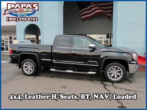 2017 GMC Sierra 1500 for sale at Papas Chrysler Dodge Jeep Ram in New Britain CT