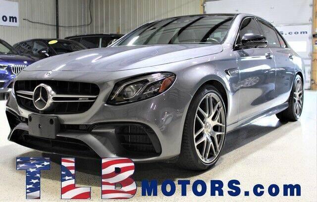 2018 Mercedes-Benz E-Class for sale in Burton, MI