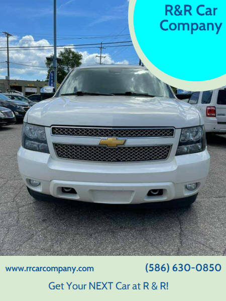 2011 Chevrolet Suburban for sale at R&R Car Company in Mount Clemens MI