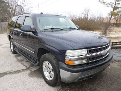 2004 Chevrolet Suburban for sale at Credit Cars of NWA in Bentonville AR