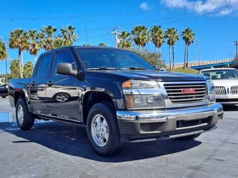 2007 GMC Canyon for sale at Select Autos Inc in Fort Pierce FL