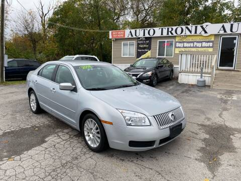 2006 Mercury Milan for sale at Auto Tronix in Lexington KY