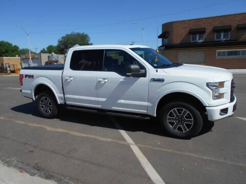 2016 Ford F-150 for sale at Creighton Auto & Body Shop in Creighton NE