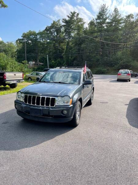 2007 Jeep Grand Cherokee for sale at Off Lease Auto Sales, Inc. in Hopedale MA