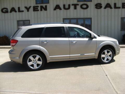2009 Dodge Journey for sale at Galyen Auto Sales Inc. in Atkinson NE