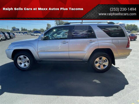 2005 Toyota 4Runner for sale at Ralph Sells Cars at Maxx Autos Plus Tacoma in Tacoma WA