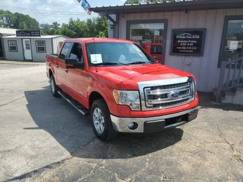 2013 Ford F-150 for sale at Rutledge Auto Group in Palestine TX