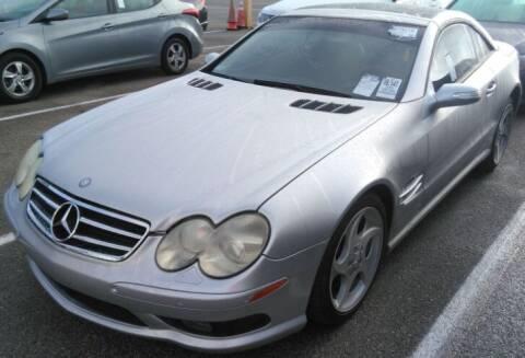 2005 Mercedes-Benz SL-Class for sale at Navarro Auto Motors in Hialeah FL