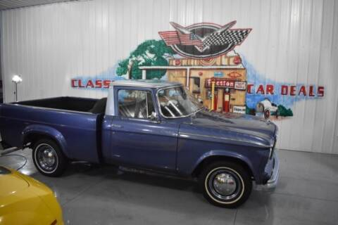 1962 Studebaker Champion for sale at Classic Car Deals in Cadillac MI