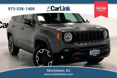 2016 Jeep Renegade for sale at CarLink in Morristown NJ