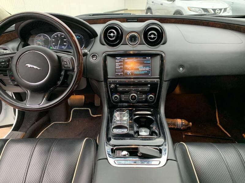 2015 Jaguar XJL Supercharged 4dr Sedan - Houston TX