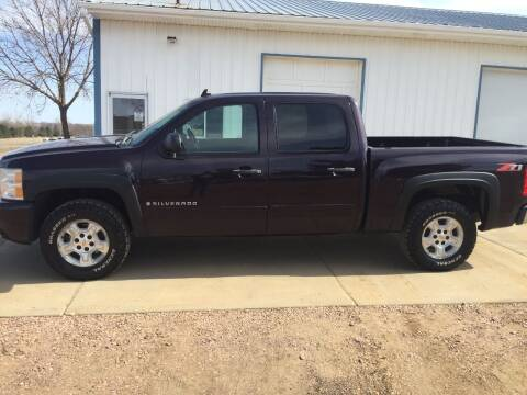 2008 Chevrolet Silverado 1500 for sale at Bauman Auto Center in Sioux Falls SD