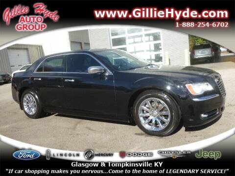 2012 Chrysler 300 for sale at Gillie Hyde Auto Group in Glasgow KY