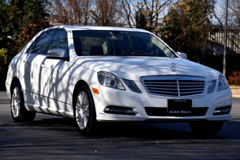 2013 Mercedes-Benz E-Class for sale at Wheel Deal Auto Sales LLC in Norfolk VA