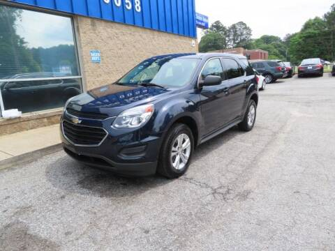 2017 Chevrolet Equinox for sale at 1st Choice Autos in Smyrna GA