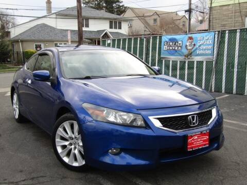 2008 Honda Accord for sale at The Auto Network in Lodi NJ