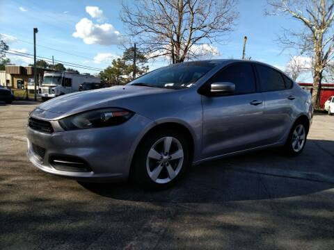 2015 Dodge Dart for sale at SUNRISE AUTO SALES in Gainesville FL