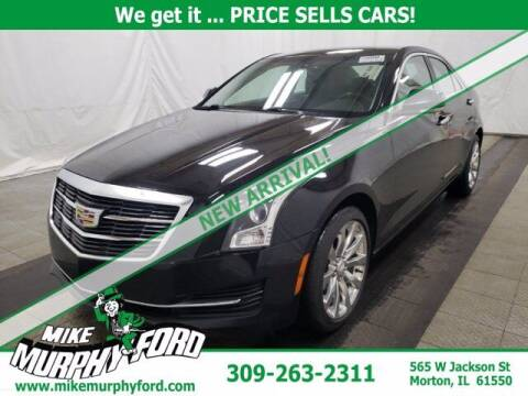 2017 Cadillac ATS for sale at Mike Murphy Ford in Morton IL