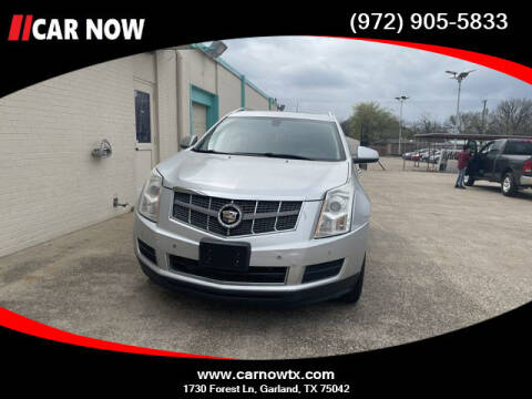 2014 Cadillac SRX for sale at Car Now Dallas in Dallas TX