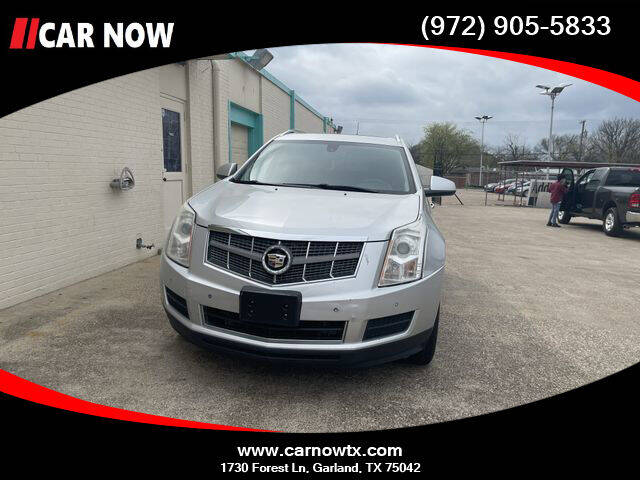 2014 Cadillac SRX for sale at Car Now in Dallas TX