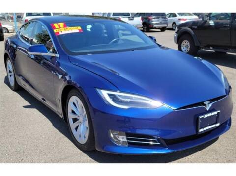 2017 Tesla Model S for sale at ATWATER AUTO WORLD in Atwater CA