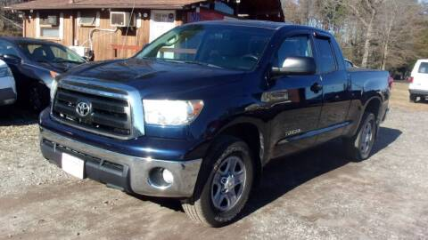 2011 Toyota Tundra for sale at Select Cars Of Thornburg in Fredericksburg VA
