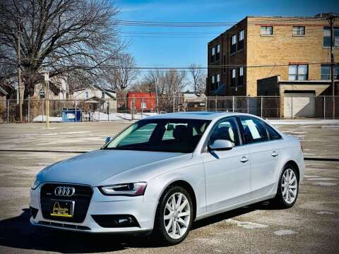 2013 Audi A4 for sale at ARCH AUTO SALES in St. Louis MO