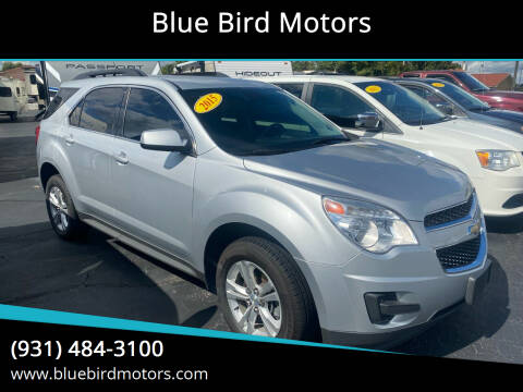 2015 Chevrolet Equinox for sale at Blue Bird Motors in Crossville TN