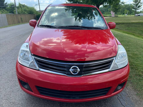 2012 Nissan Versa for sale at Luxury Cars Xchange in Lockport IL
