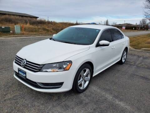 2014 Volkswagen Passat for sale at Group Wholesale, Inc in Post Falls ID