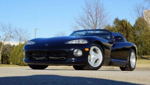 1995 Dodge Viper for sale at NJ Enterprises in Indianapolis IN