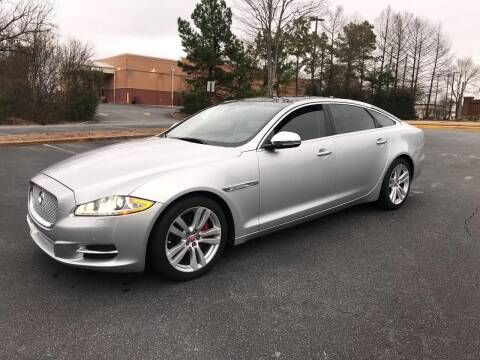 2014 Jaguar XJL for sale at SMZ Auto Import in Roswell GA