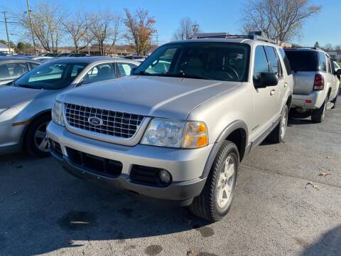 2005 Ford Explorer for sale at Lakeshore Auto Wholesalers in Amherst OH