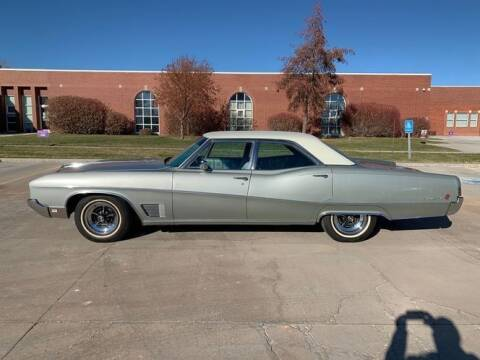 1968 Buick Wildcat for sale at Classic Car Deals in Cadillac MI