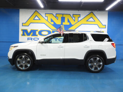 2017 GMC Acadia for sale at ANNA MOTORS, INC. in Detroit MI