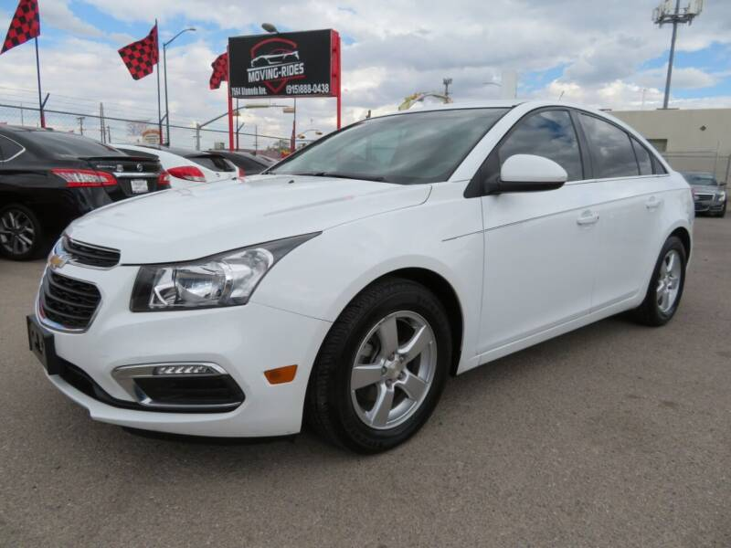 2016 Chevrolet Cruze Limited for sale at Moving Rides in El Paso TX
