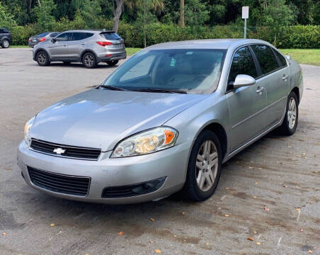 2006 Chevrolet Impala for sale at Cobalt Cars in Atlanta GA