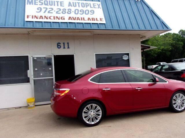 2013 Buick Verano for sale at MESQUITE AUTOPLEX in Mesquite TX