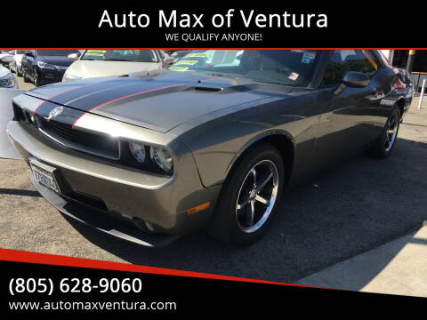 2010 Dodge Challenger for sale at Auto Max of Ventura in Ventura CA