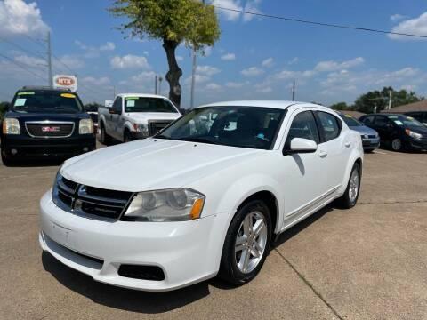 2012 Dodge Avenger for sale at CityWide Motors in Garland TX