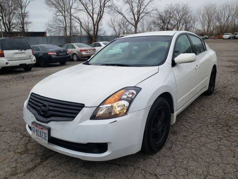 2007 Nissan Altima for sale at Flex Auto Sales in Cleveland OH