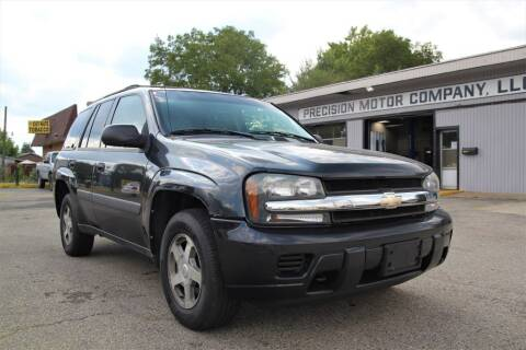 2005 Chevrolet TrailBlazer for sale at Precision Motor Company LLC in Cincinnati OH