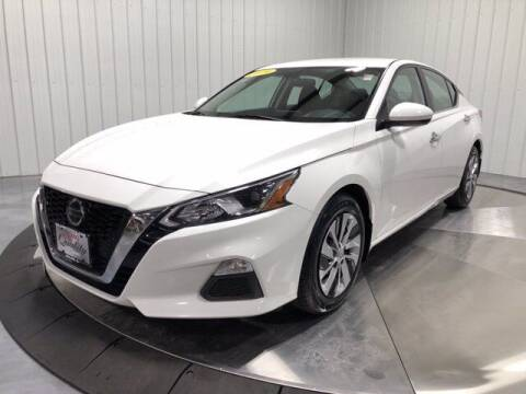 2019 Nissan Altima for sale at HILAND TOYOTA in Moline IL