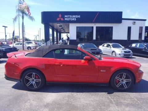 2012 Ford Mustang for sale at Cj king of car loans/JJ's Best Auto Sales in Troy MI