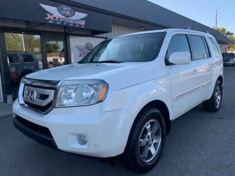 2011 Honda Pilot for sale at Xtreme Motors Inc. in Indianapolis IN