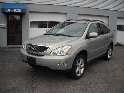 2008 Lexus RX 350 for sale at Best Wheels Imports in Johnston RI