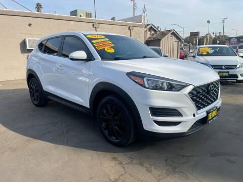 2019 Hyundai Tucson for sale at Devine Auto Sales in Modesto CA
