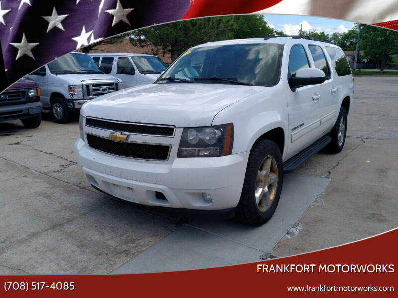 2009 Chevrolet Suburban for sale at Frankfort Motorworks in Frankfort IL