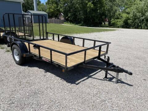 """2021 GRtrailers 82""""x12' UTV ATV RZR Trailer for sale at Bailey Auto in Pomona KS"""