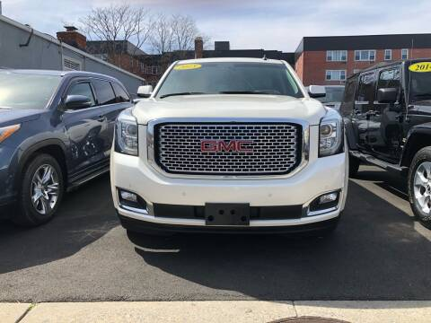 2015 GMC Yukon for sale at OFIER AUTO SALES in Freeport NY